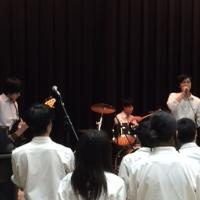 高校生と音楽交流